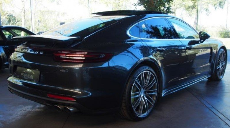 Porsche Panamera FULL OPTION !!!