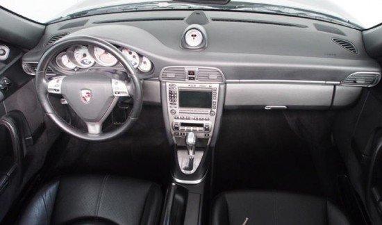 Porsche Targa 997 4S TARGA