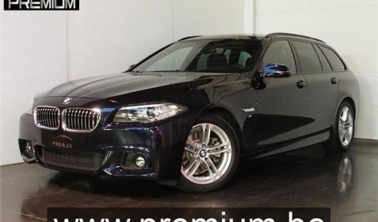 BMW Serie 5 520 D TOURING 20D 183 PK M-PACK