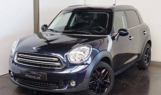 Mini Cooper D Countryman Pepper Wired