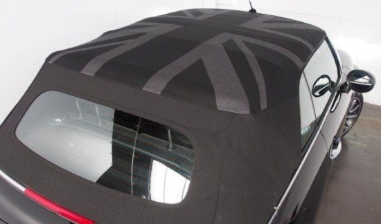 Mini Cooper D Cabrio Full option