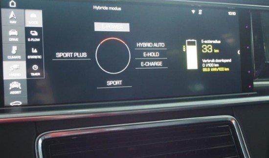 Porsche Panamera FULL OPTION !!!