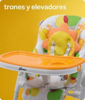 Tronas bebé y elevadores