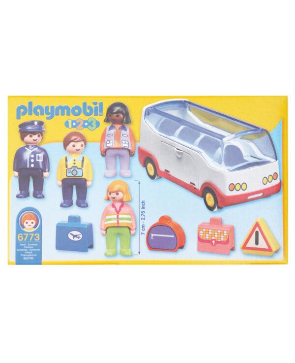 AIRPORT SHUTTLE BUS - Playmobil