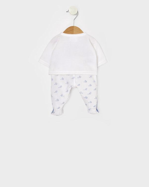 CONJUNTO EXTRA-SMALL FELPA - Prenatal 2