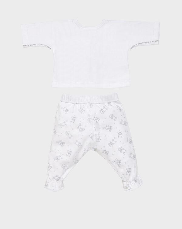 CONJUNTO CAMISETA Y POLAINA EXTRA-SMALL - Prenatal 2