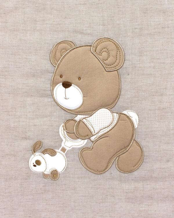 COLCHA ALGODÓN MINICUNA/CAPAZO NATURAL STORY - Prenatal 2