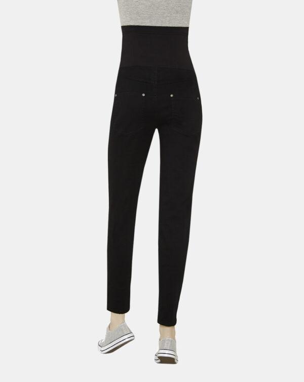 Pantalón vaquero negro - Prénatal
