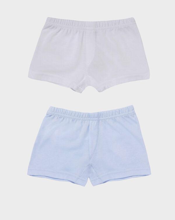 Boxer algodón jersey (x2) - Prenatal 2