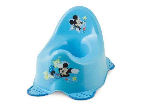 ORINAL CON REPOSAPIES MICKEY LULABI AZUL - Disney