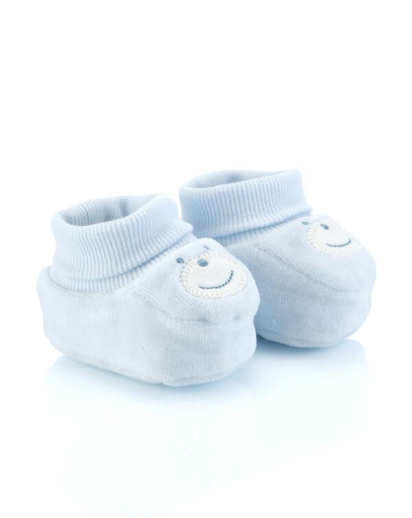 PAR DE PATUCOS FELPILLA CON OSITO - Prenatal 2