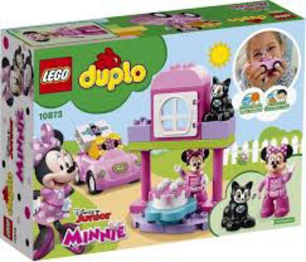 LA FIESTA DE CUMPLEAÑOS DE MINNIE - Lego