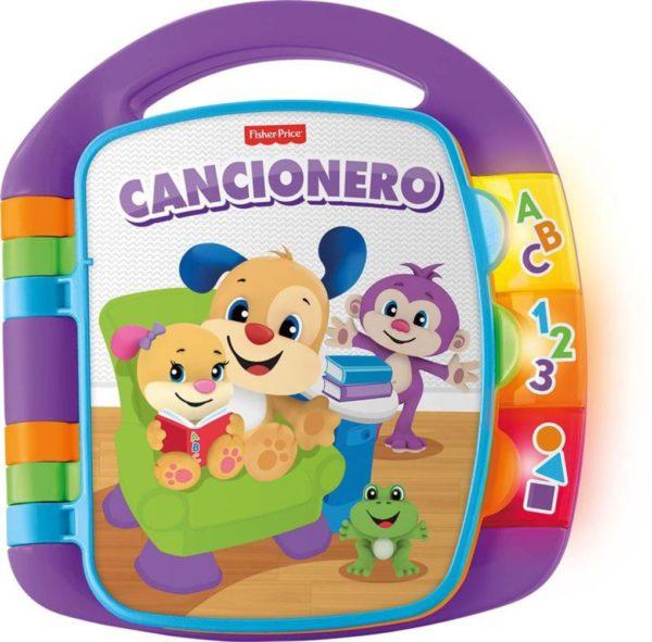 LIBRO CANCIONERO - Fisher-Price