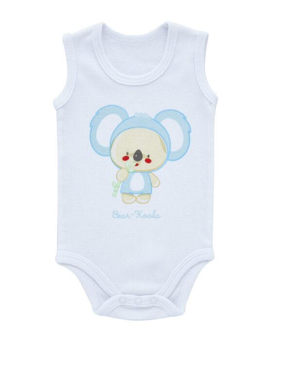 BODY SIN MANGA CON ESTAMPADO - Prenatal 2