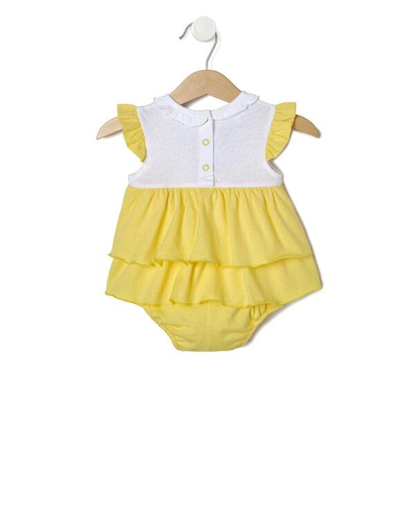 PELELE EN JERSEY CON VOLANTES - Prenatal 2
