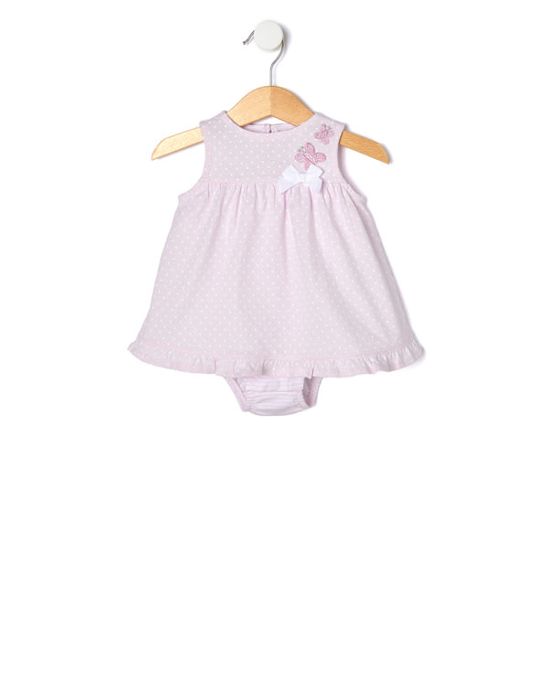 PELELE EN JERSEY ROSA - Prenatal 2
