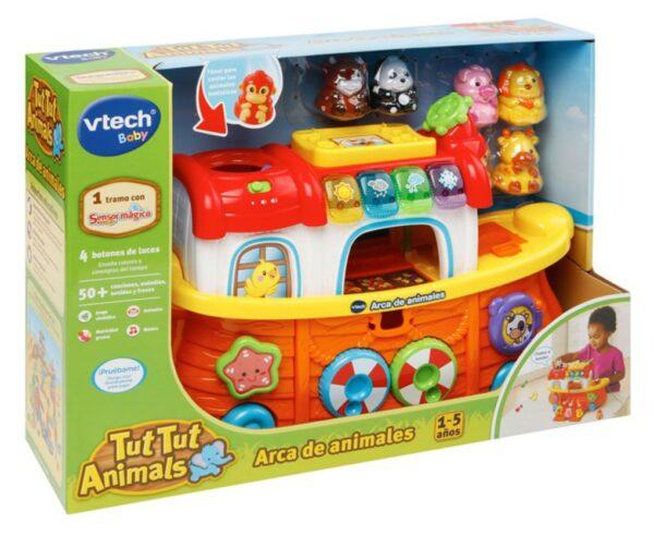 TT ANIMALS ARCA DE ANIMALES - Vtech