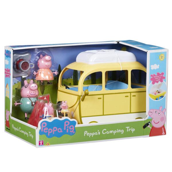 AUTOCARAVANA PEPPA PIG - Peppa Pig