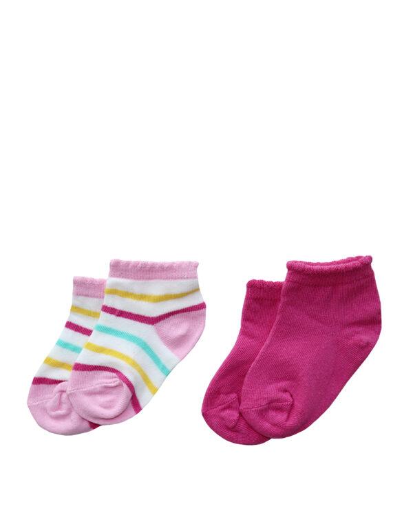 PACK 2 CALCETINES RAYAS - Prenatal 2