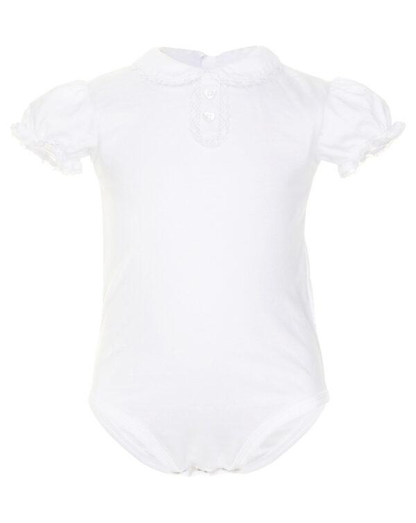 Body blanco con croquet - Prénatal