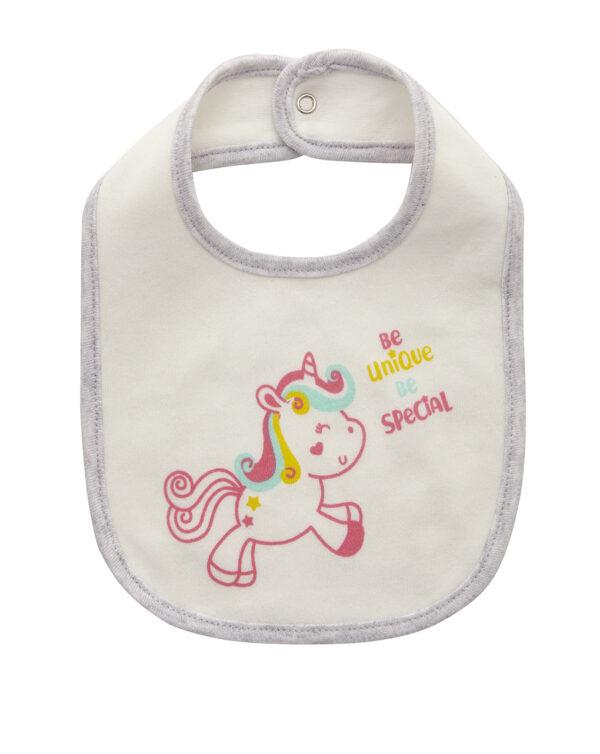 BABERO INTERLOCK UNICORNIO - Prenatal 2