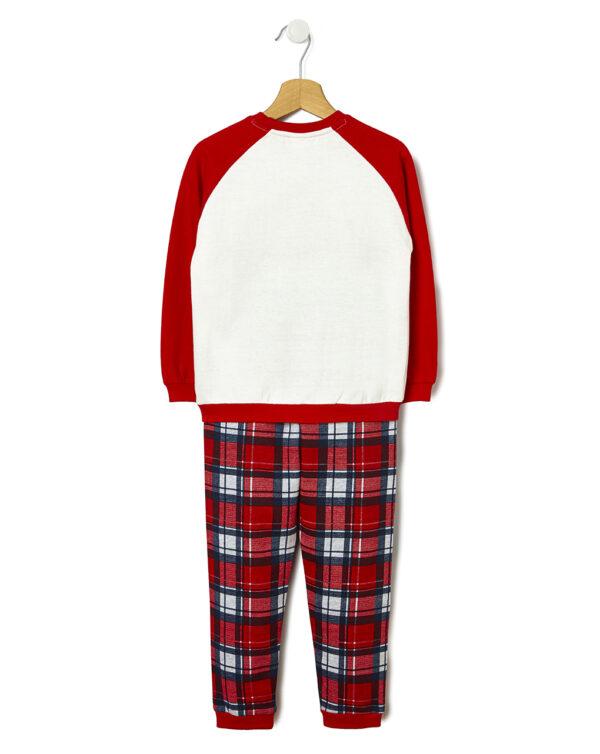 Pijama de 2 piezas con estampado navideño - Prénatal
