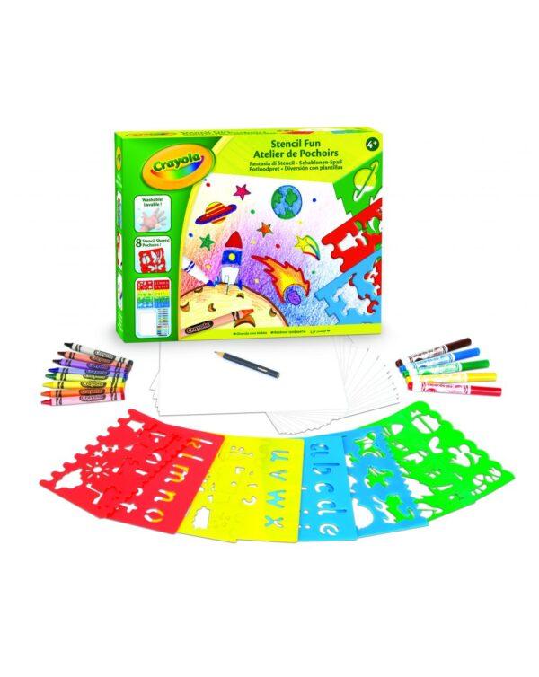 Los Fantaesténciles  Crayola - Crayola