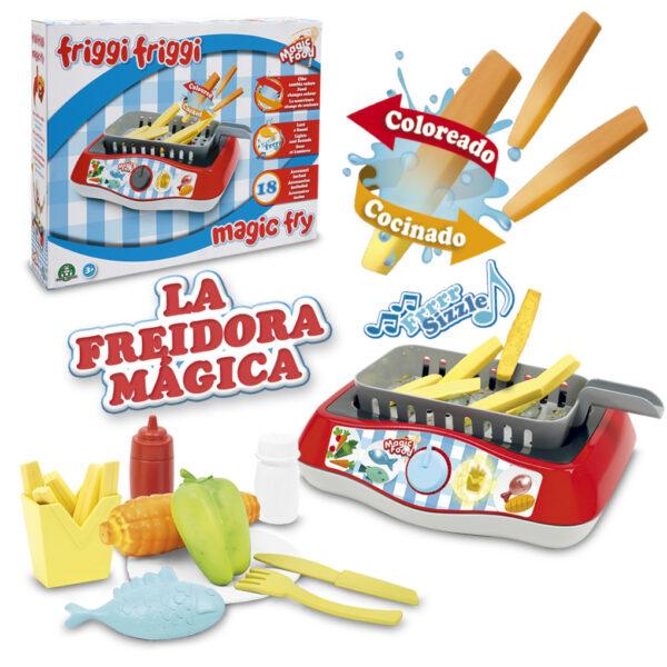 FRIGGI FRIGGI LA FREIDORA - Giochi Preziosi
