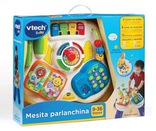 MESITA PARLANCHINA 2 EN 1 - Vtech