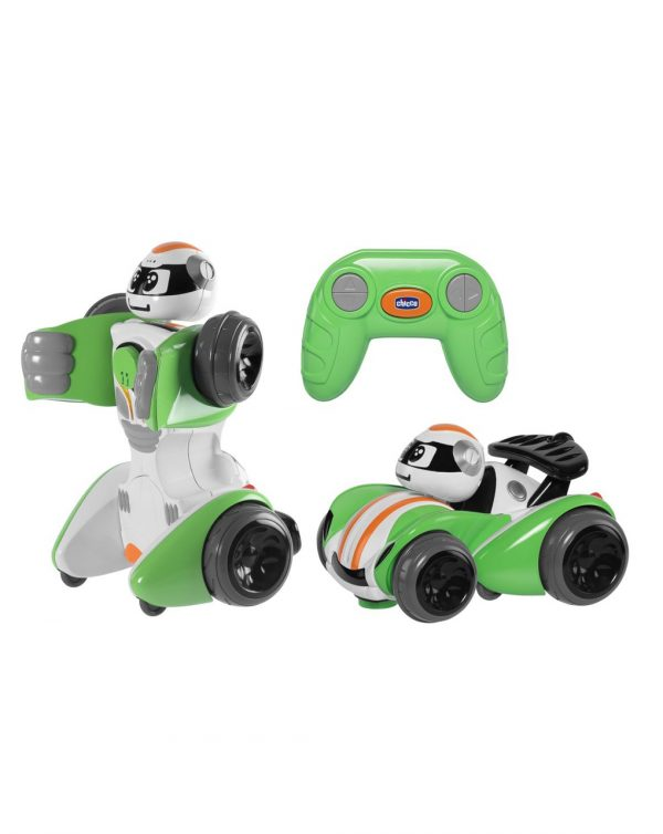Robot trasformable RC (2a+) - Chicco
