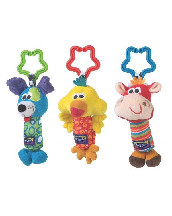 MY FIRST TINKLE TRIO - Playgro