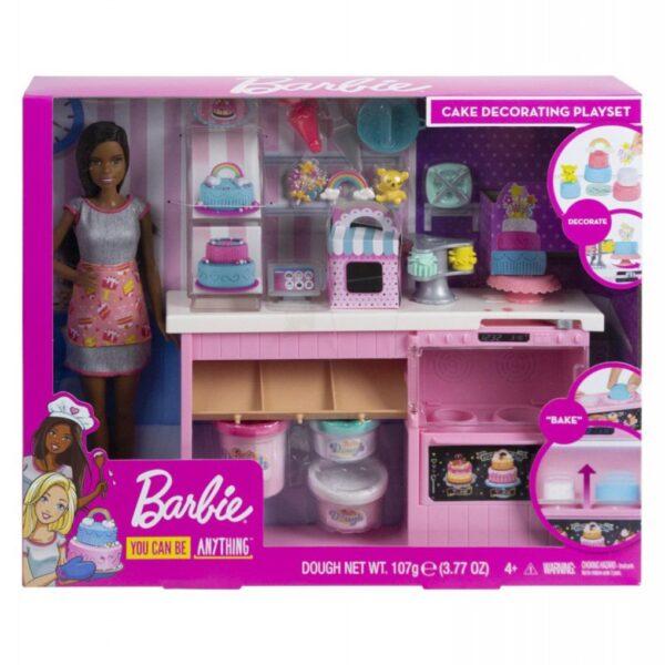 PASTELERÍA DE BARBIE TOP - Barbie