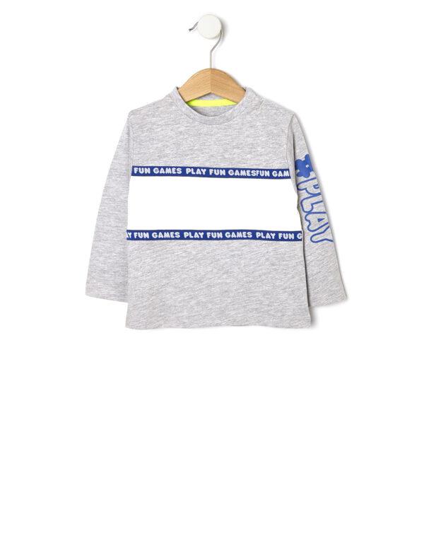 Camiseta bicolor - Prénatal