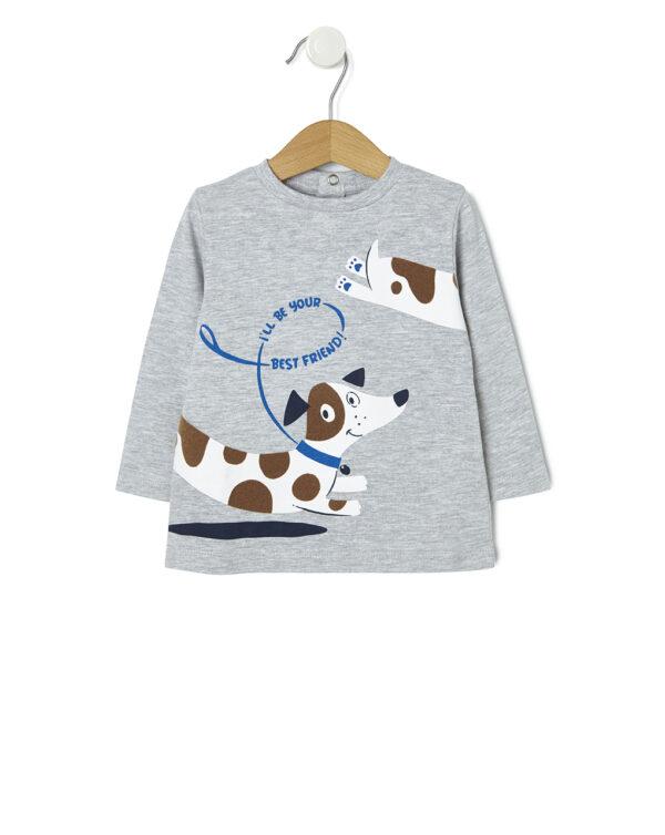 Camiseta de manga larga con estampado - Prenatal 2