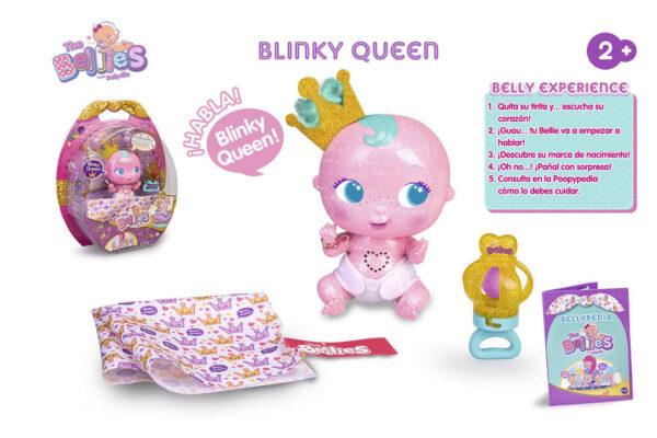 BELLIE BLINKY-QUEEN! - THE BELLIES