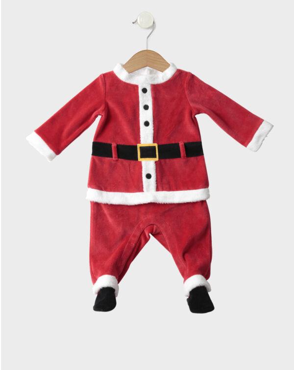 Pelele de chenilla de Papá Noel - Prenatal 2