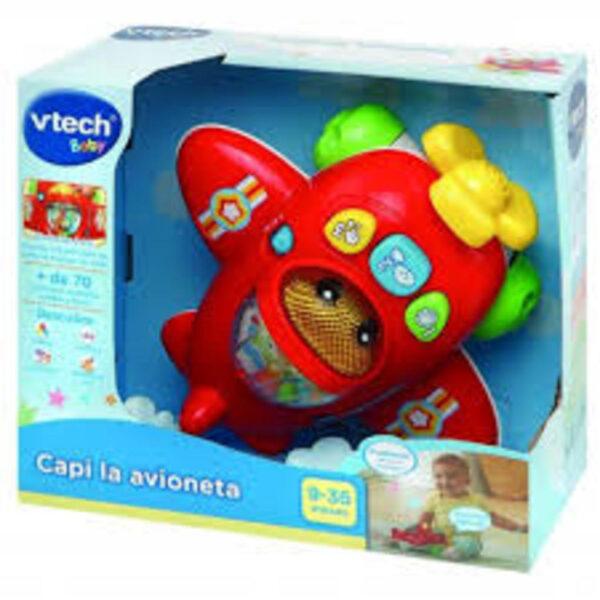 CAPI LA AVIONETA - Vtech