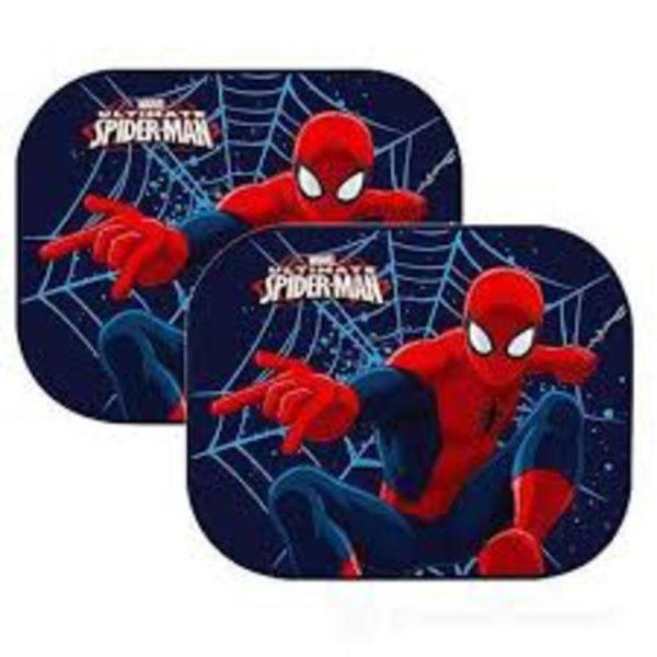 CORTINILLAS LATERALES SPIDERMAN 44X35CM - Disney