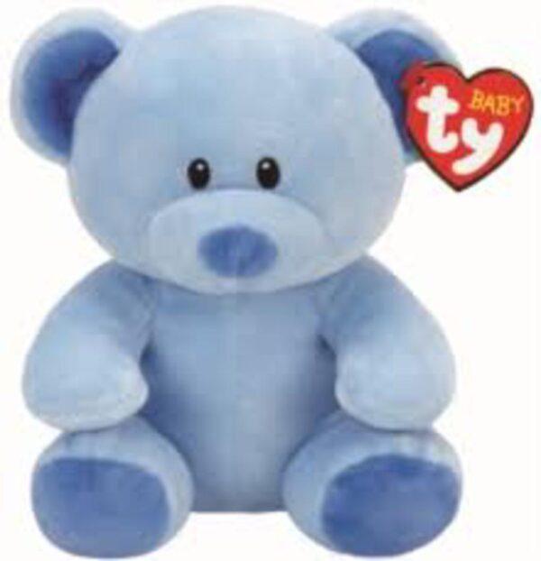 TY BEAR BLUE 15 CM - TY