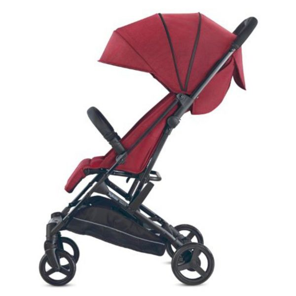 SILLA PASEO SKETCH NERO RED - Inglesina