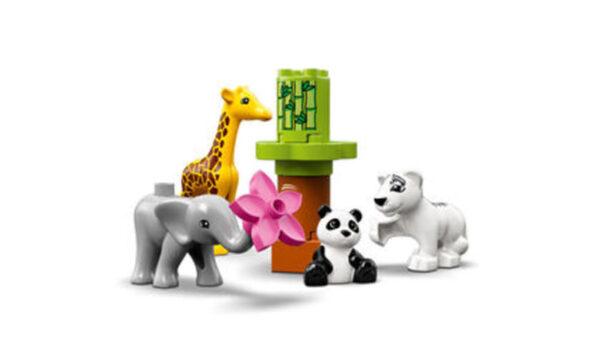 CACHORROS DE LA SAVANA - Lego