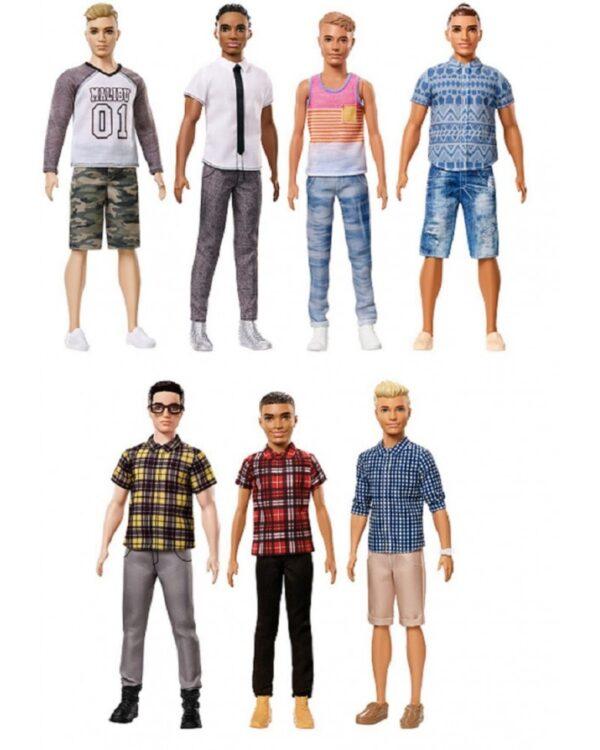 KEN FASHIONISTA - Barbie