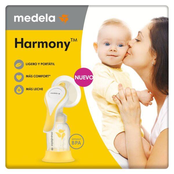 EXTRACTOR MANUAL HARMONY FLEX - Medela