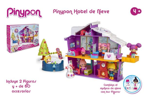 PINYPON. WINTER HOTEL - Pinypon