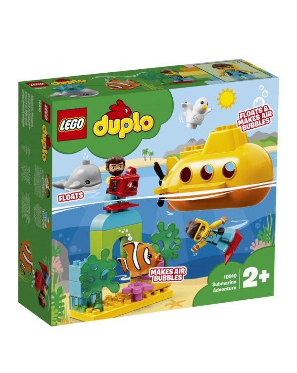 AVENTURA SUBMARINA - Lego
