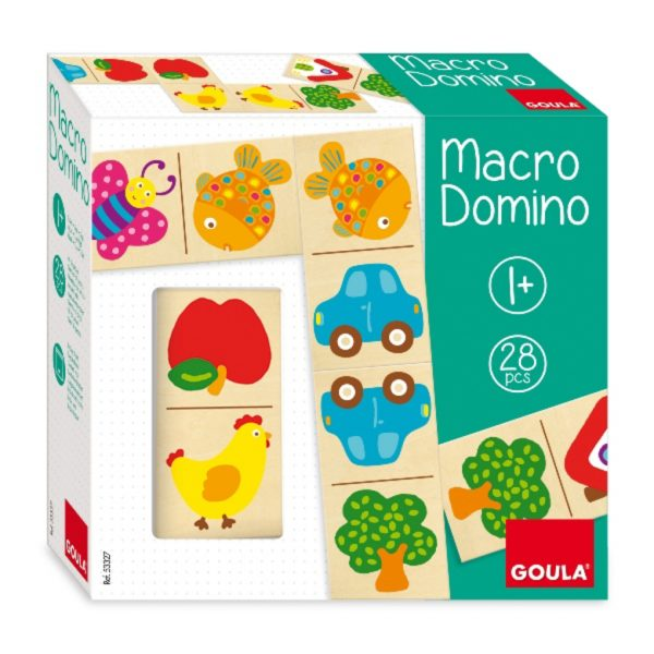 MACRO DOMINO - GOULA