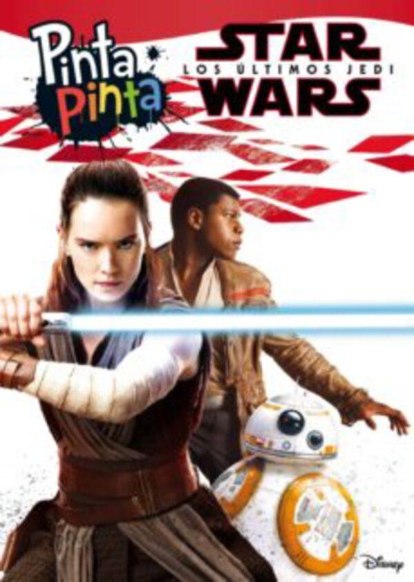 STAR WARS. LOS ÚLTIMOS JEDI. PINTA PINTA - Logista Libros SL