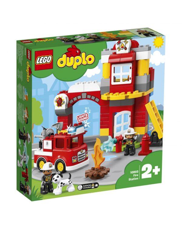 PARQUE DE BOMBEROS - Lego