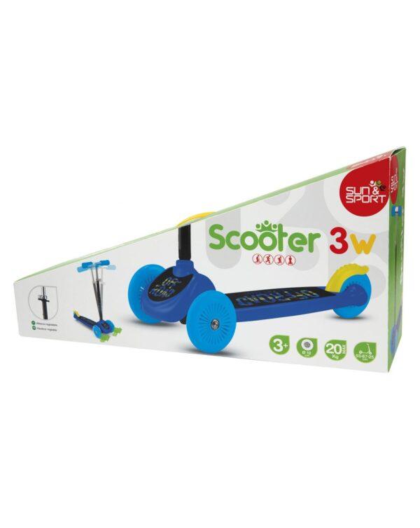 SUN&SPORT - SCOOTER 3 W BOY - Sun&Sport