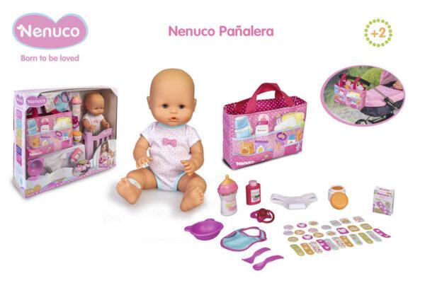 NENUCO PAÑALERA - Nenuco
